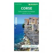 Carte Michelin Guide Vert Corse 2019
