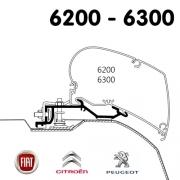 Adaptateur Store Thule 6300 Ducato H2L3 H2L4