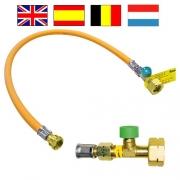Lyre gaz SECUMOTION G8 Truma 75cm Belgique Espagne