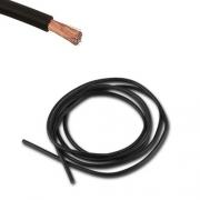Bobine 5 m câble électrique 2,5 mm Noir