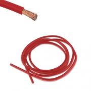 Bobine 5 m câble électrique 2,5 mm Rouge