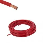Bobine 10 m câble électrique 2,5 mm Rouge