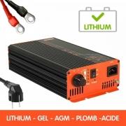 Chargeur de batterie Vechline 230V-12V 40A