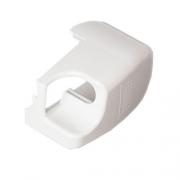 Embout de store F45TI Droit Blanc
