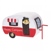Déco Noël Caravane Happy Campers