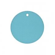 Dessous de plat rond en silicone 18 cm