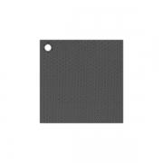 Dessous de plat carré en silicone 17 cm