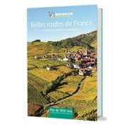 Guide Michelin Belles routes de France